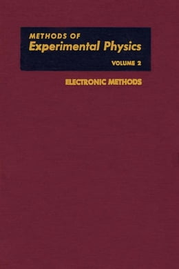 Book Electronic Methods by Bleuler, E.