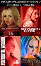Wicked Publishing's 4 Photo Books In 1 - Volume 15 by Rita Astley