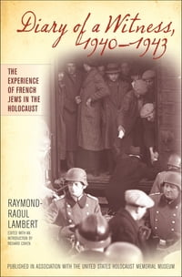 Diary of a Witness, 1940-1943
