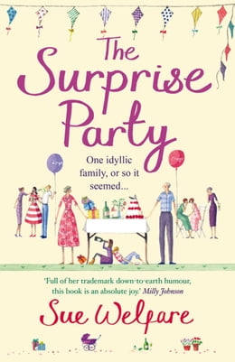 Book The Surprise Party by Sue Welfare