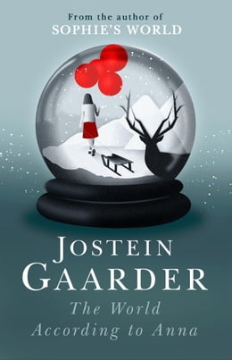 Book The World According to Anna by Jostein Gaarder