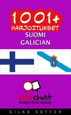 1001+ harjoitukset suomi - galician by Gilad Soffer