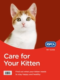 Care for Your Kitten (RSPCA Pet Guide)