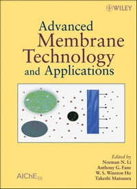 Advanced Membrane Technology and Applications