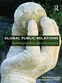 Book Global Public Relations by Freitag, Alan