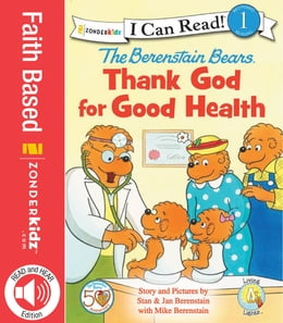Book The Berenstain Bears, Thank God for Good Health by Jan & Mike Berenstain