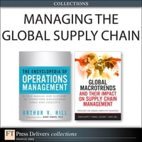 Managing the Global Supply Chain (Collection)