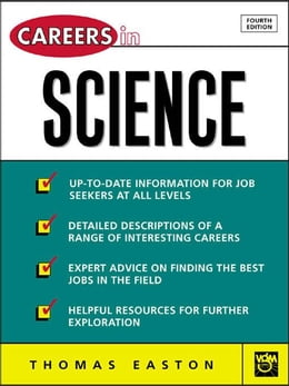 Book Careers in Science by Easton, Thomas