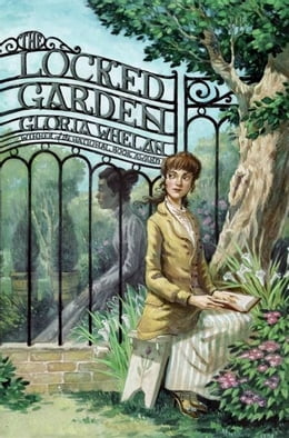 Book The Locked Garden by Gloria Whelan
