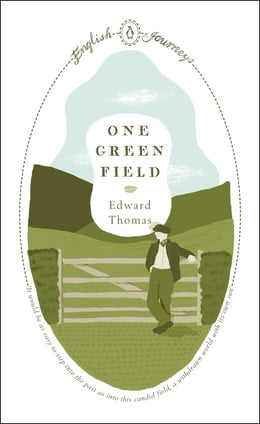 Book One Green Field by Edward Thomas