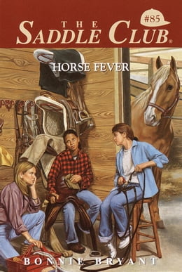 Book Horse Fever by Bonnie Bryant