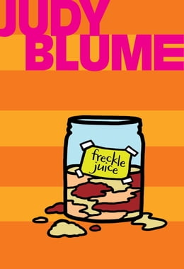 Book Freckle Juice by Judy Blume