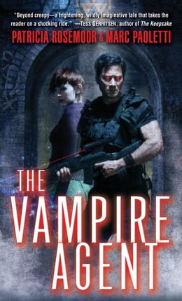Book The Vampire Agent by Patricia Rosemoor