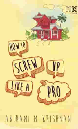 How to Screw Up Like a Pro