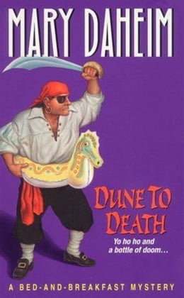 Book Dune to Death by Mary Daheim