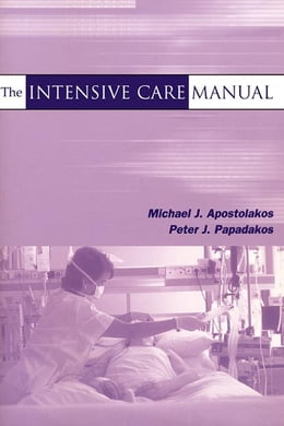 Book The Intensive Care Manual by Apostolakas, Michael