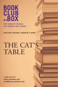Bookclub-in-a-Box Discusses The Cat's Table, by Michael Ondaatje