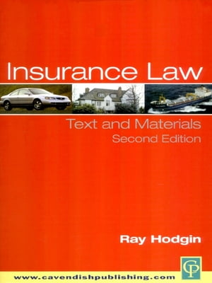 Insurance Law Text and Materials