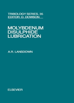 Book Molybdenum Disulphide Lubrication by Lansdown, A. R.