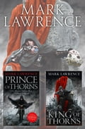 9780007525966 - Mark Lawrence: The Broken Empire Series Books 1 and 2: Prince of Thorns, King of Thorns - Buch