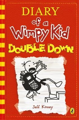 Book Diary of a Wimpy Kid: Double Down by Jeff Kinney