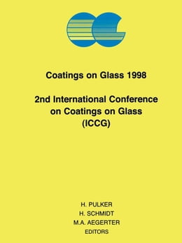 Book Coatings on Glass by Pulker, H.