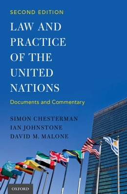 Book Law and Practice of the United Nations by Simon Chesterman
