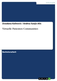 Virtuelle Patienten Communities