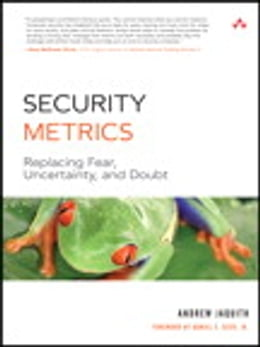 Book Security Metrics by Andrew Jaquith