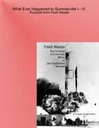 What Ever Happened to Summerville I-IV: Excerpts From Flash Master by Joel Stottlemire