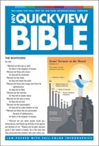 NIV, QuickView Bible, eBook by Christopher D. Hudson