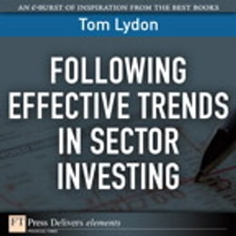 Book Following Effective Trends in Sector Investing by Tom Lydon