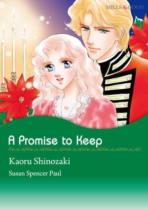 A PROMISE TO KEEP (Mills & Boon Comics): Mills & Boon Comics by Susan Spencer Paul