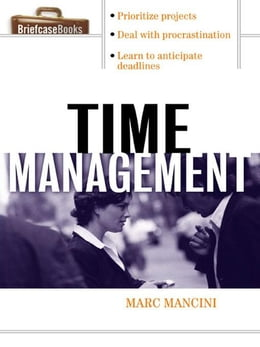 Book Time Management by Mancini, Marc