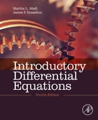 Introductory Differential Equations: with Boundary Value Problems