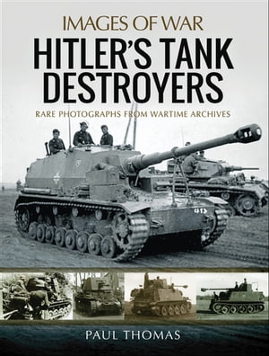 Hitler's Tank Destroyers: Rare Photographs From Wartime Archives