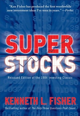 Book Super Stocks by Fisher, Kenneth