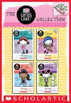 Lotus Lane #1-4 Collection by Kyla May