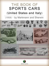 The Book of Sports Cars - (United States and Italy)