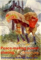 Peace-making Power-sharing.