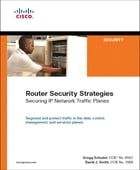 Router Security Strategies: Securing IP Network Traffic Planes by Gregg Schudel
