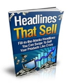 Headlines That Sell by Anonymous