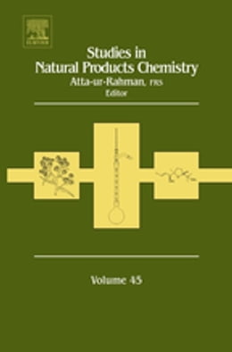 Book Studies in Natural Products Chemistry by Atta-ur-Rahman
