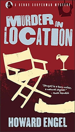 Book Murder On Location by Howard Engel