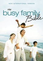 NIV, Busy Family Bible, eBook: Daily Inspiration Even If You Only Have a Minute by Christopher D. Hudson