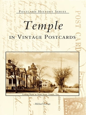 Temple in Vintage Postcards