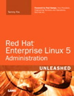 Book Red Hat Enterprise Linux Administration Unleashed by Tammy Fox
