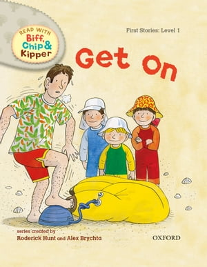 Get On (Read With Biff, Chip and Kipper Level 1)
