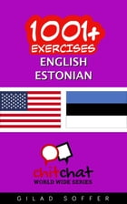 1001+ Exercises English - Estonian by Gilad Soffer