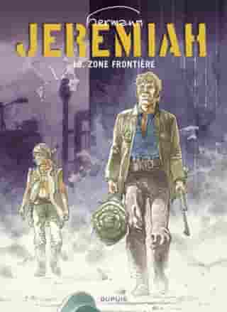 Jeremiah - tome 19 - Zone frontière